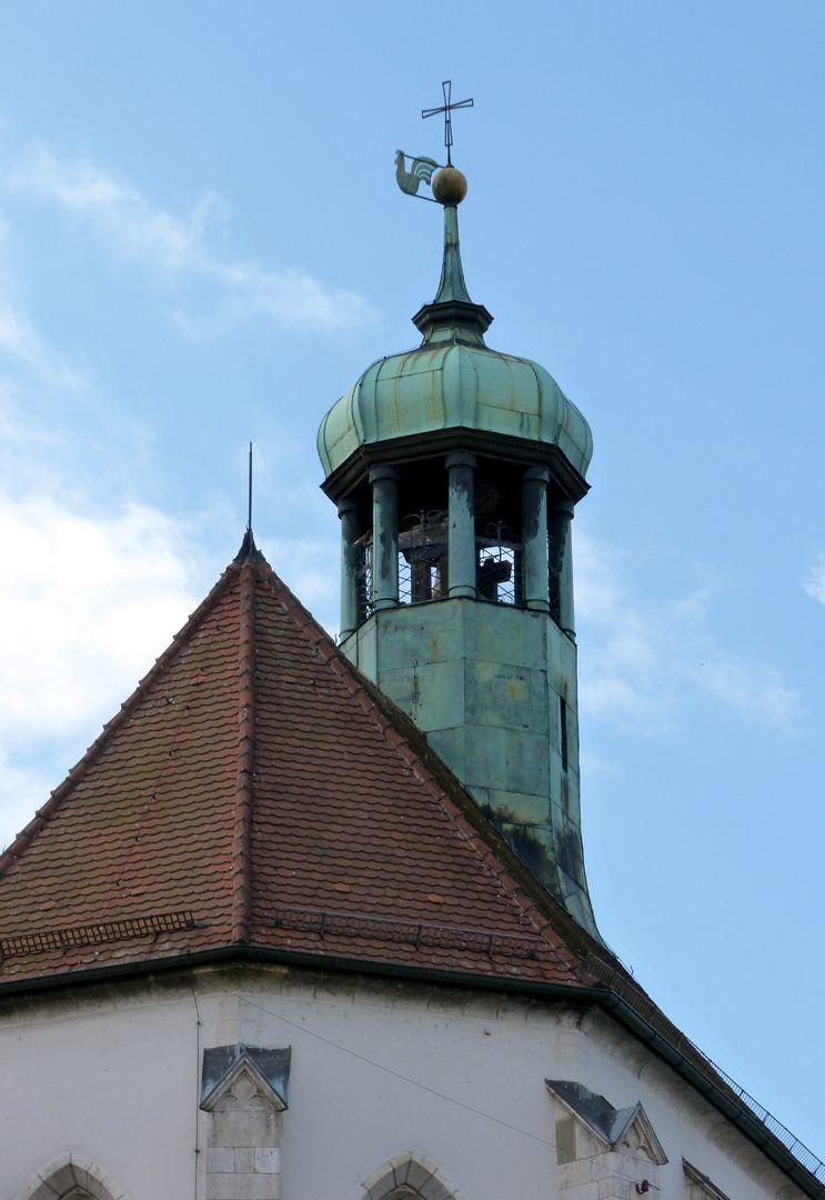 Sankt Oswald / Dachreiter (Regensburg) Dachreiter