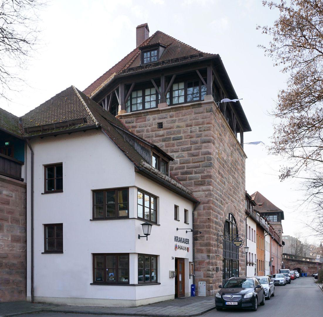 Wehrturm (Schwarz Z) Krakauer Haus und Wehrturm