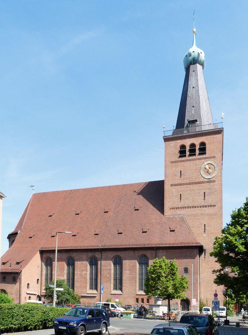 Friedenskirche Friedenskirche von SO