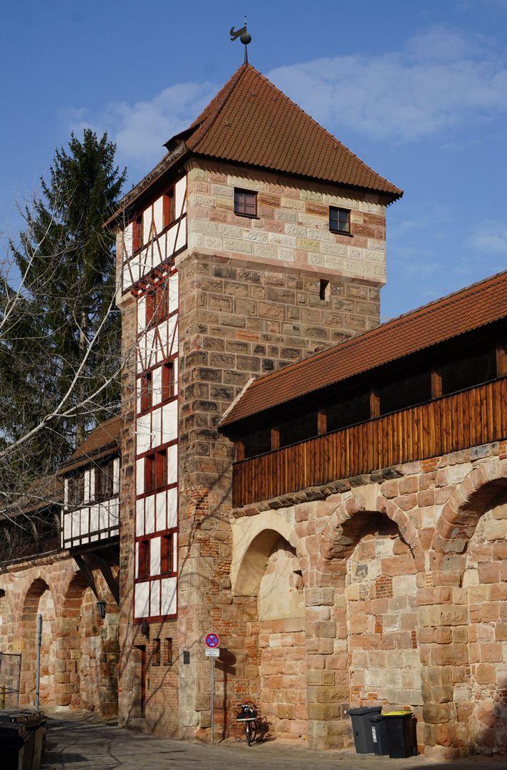 Wehrturm (Schwarz H)