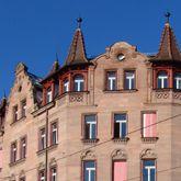 Wohn- und Geschäftshaus, Johannistraße 68