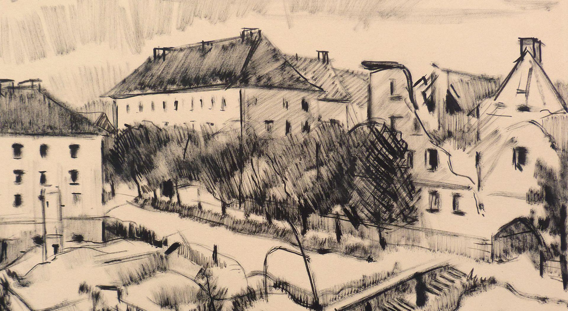 Nürnberg, Krugstraße Detail