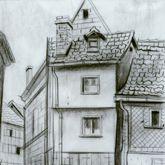 Alte Häuser in Fürth