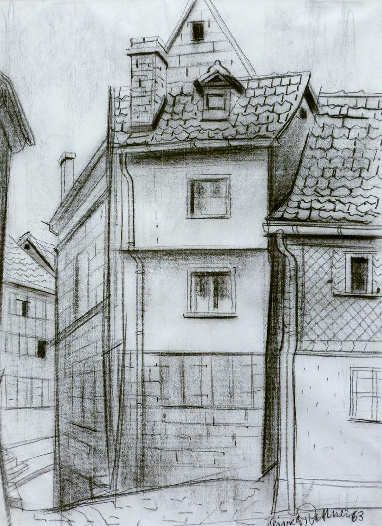 Alte Häuser in Fürth Alte Häuser in Fürth