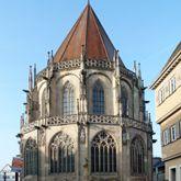 Schwäbisch Gmünd, Heilig-Kreuz-Münster: Chor von O