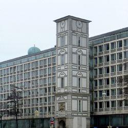 Herzog-Max-Burg, München, Justizgebäude