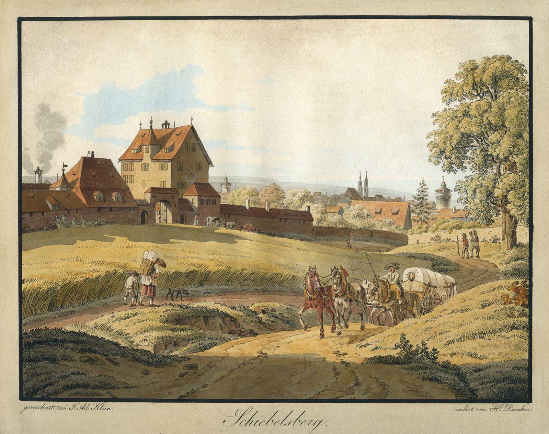 Schiebelsberg (Schübelsberg) Gesamtansicht