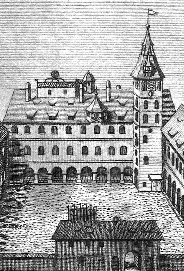 Collegium Universitatis Altorfinae Nor. Detail