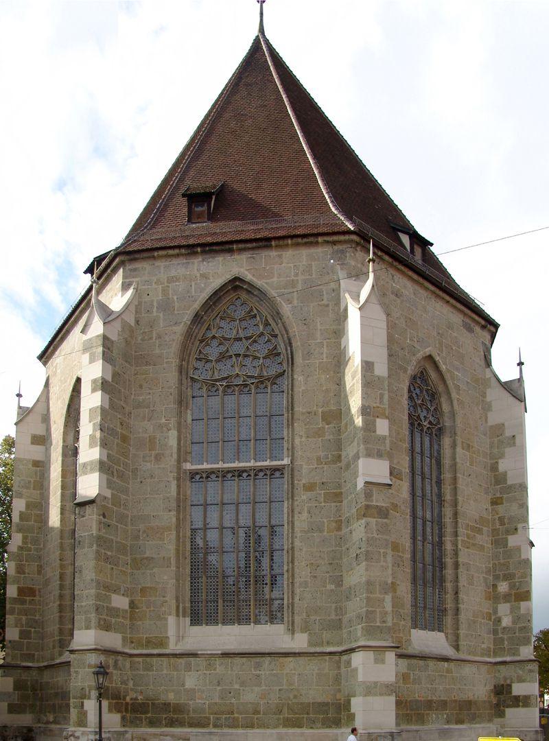Nördlingen, St. Georg, Ostchor Ostchor