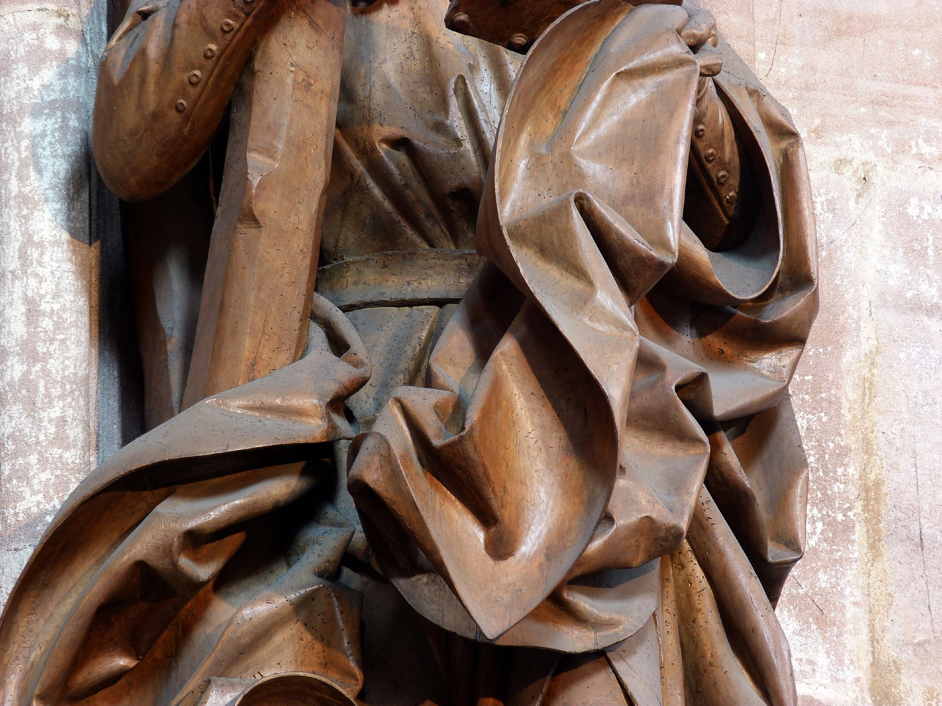 hl. Andreas Detail