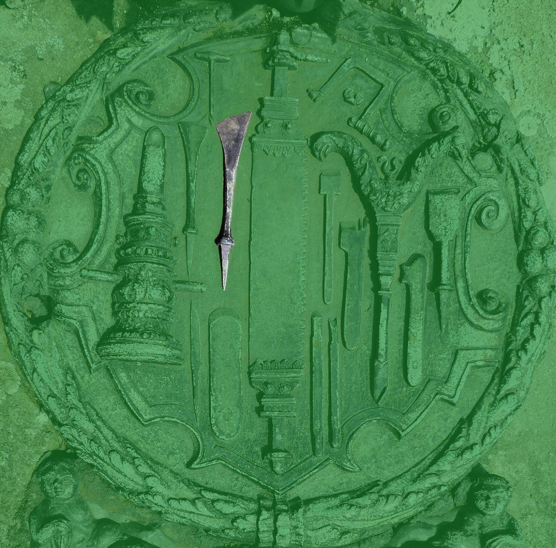 Epitaph des Eucharius Voytt Stemmeisen
