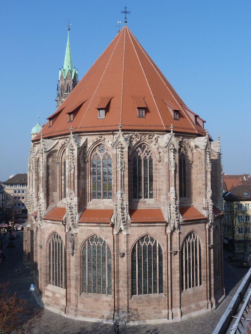 St. Lorenz, Chor von O Chor von O