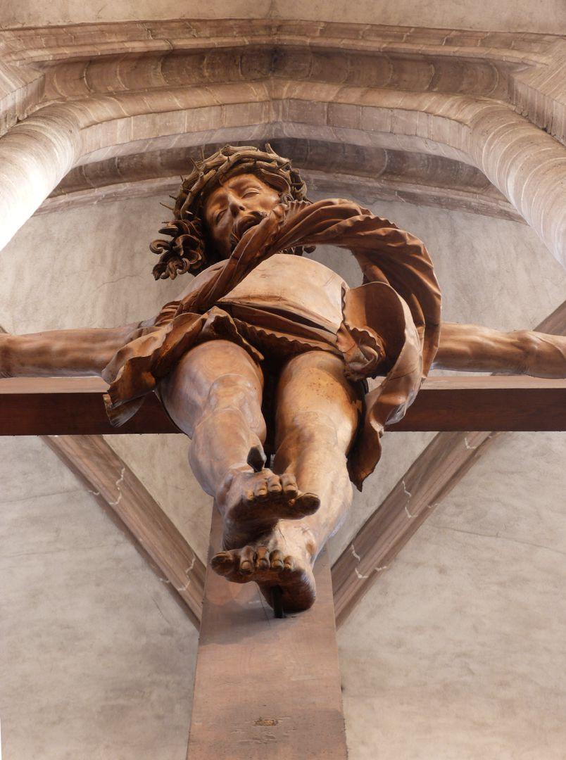 Kruzifixus Detail
