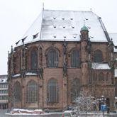 St. Lorenz, Chor