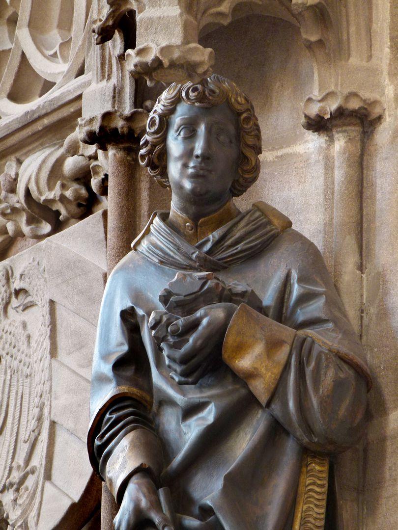 hl. Stephanus Detail