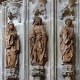 Maria, Christus, Johannes