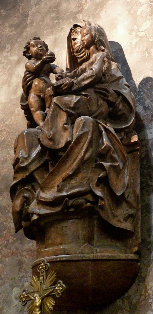 Anna-Selbdritt in St. Anna, Wien Anna Selbdritt