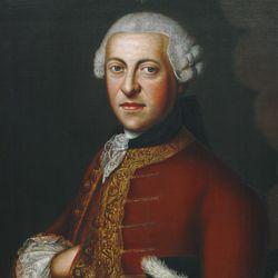 Portrait des Albrecht Ludwig von Hailbronner (1727-1788)