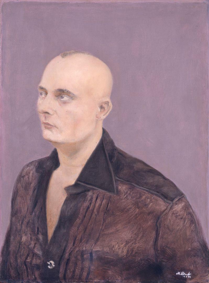 Porträt des Andy Peil