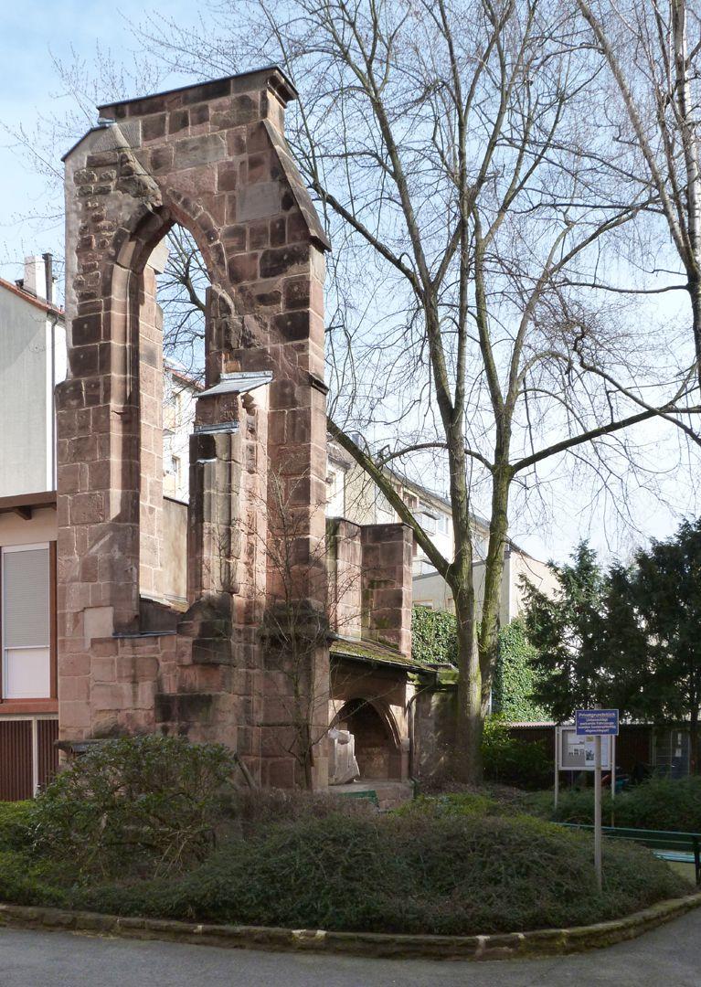 Auferstehung Kirchenruine