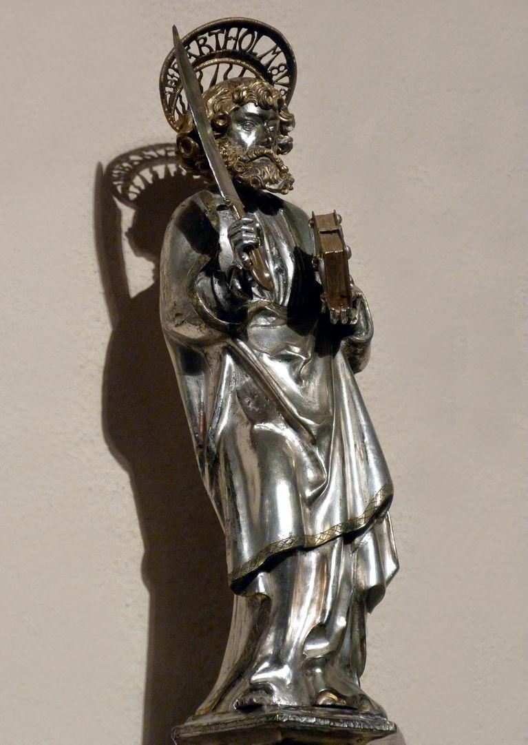 St. Bartholomäus Gesamtansicht ohne Sockel
