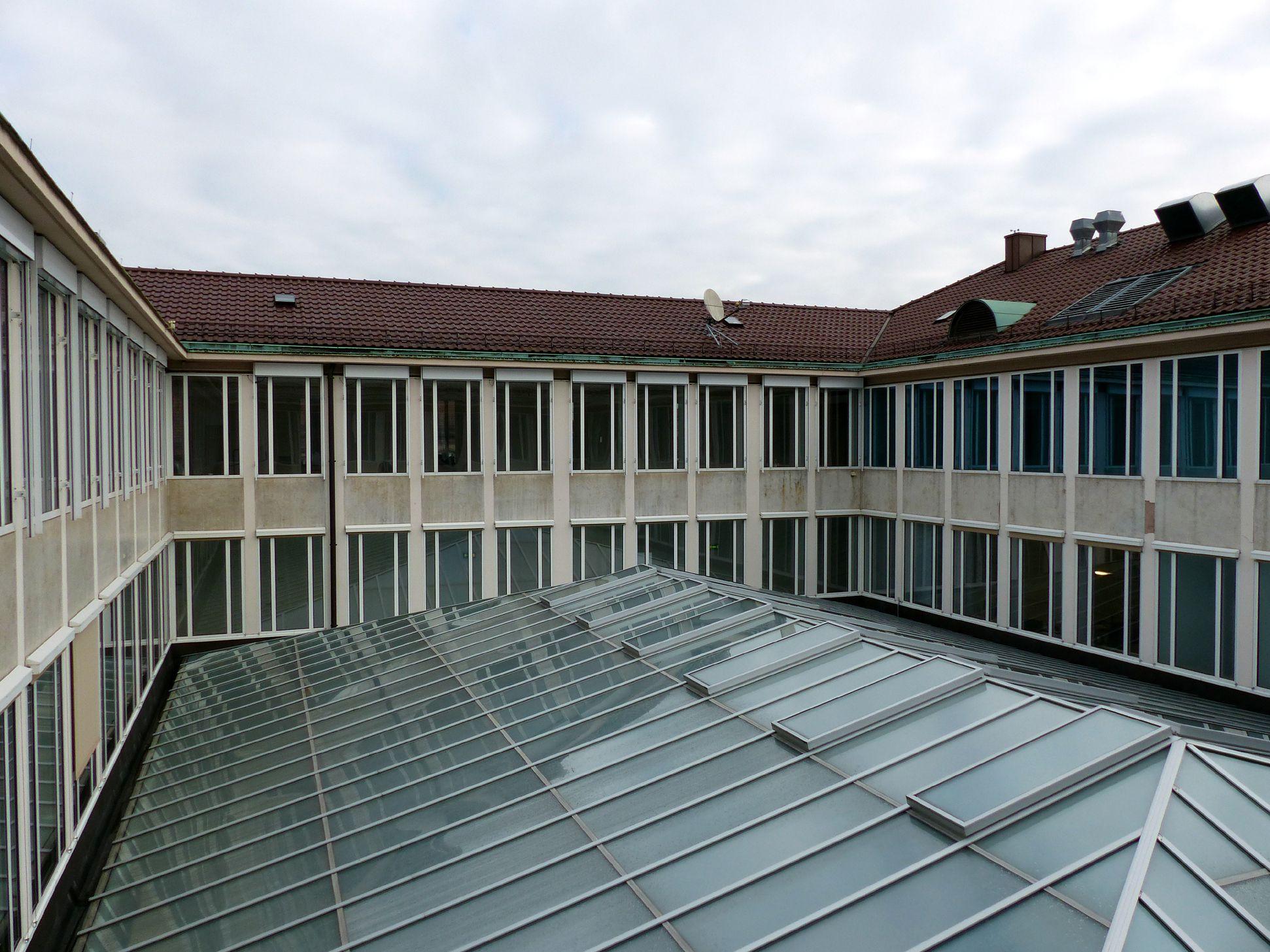 ehem. Bayerische Staatsbank Lichthof