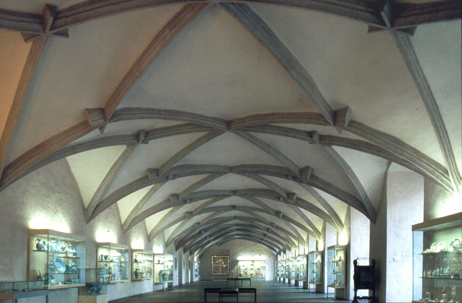 Rittersaal, Residenz, Ansbach Rittersaal