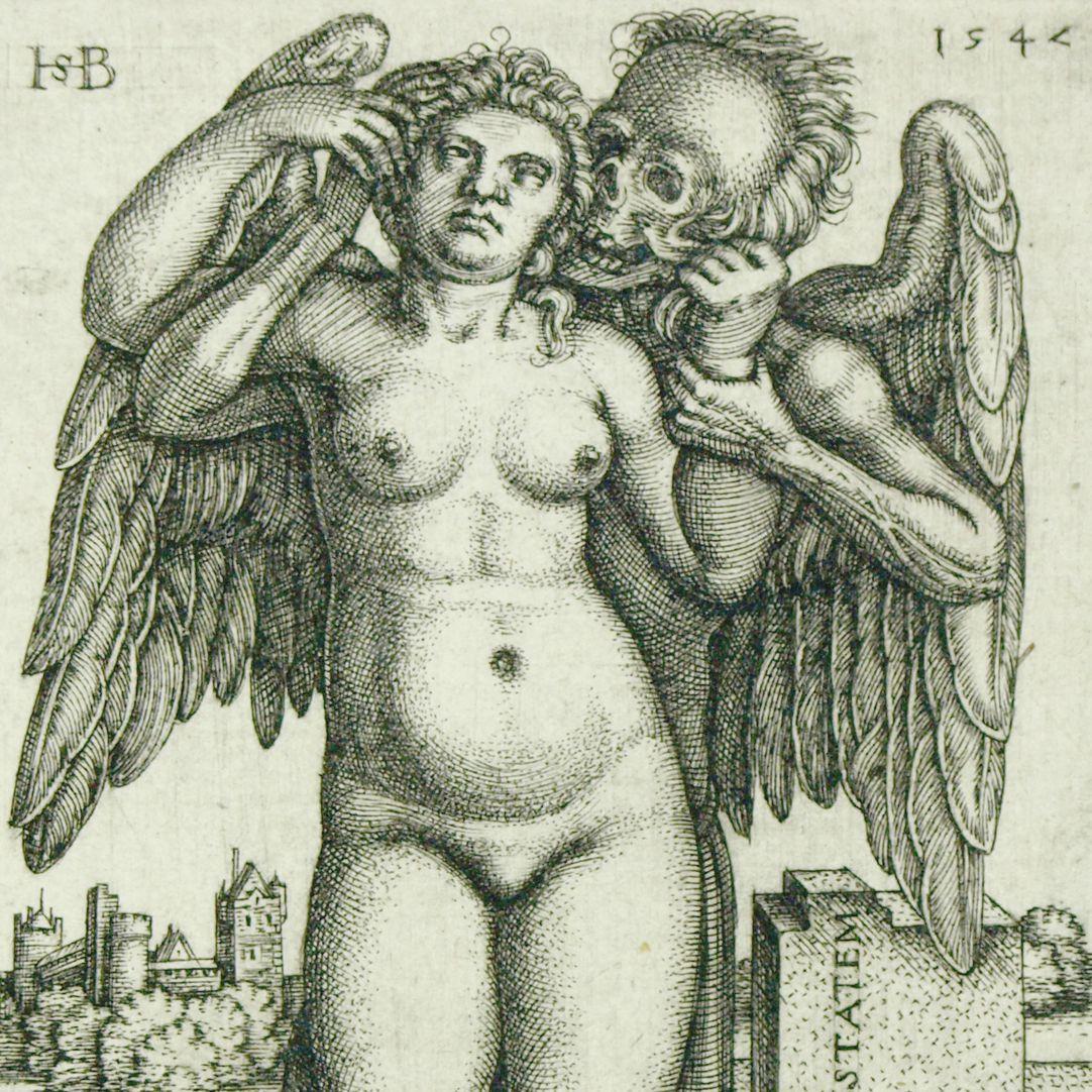 Der Tod und das Mädchen Detailansicht