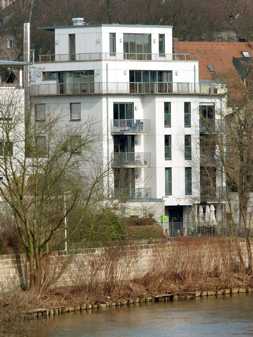 Zumikon Süd- und Westfassade