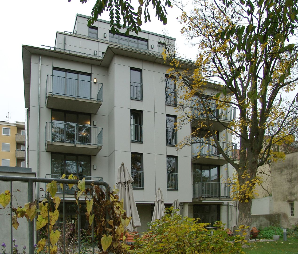 Zumikon Südfassade