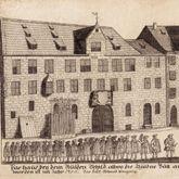 """""""Das Haus bey dem Gulden Schild, (...)"""""""