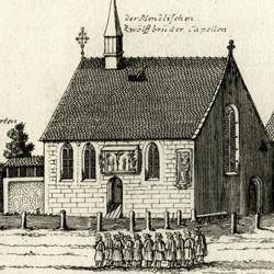 St. Jacob Schuel an dem Mendlischen Zwölfbrüderhauss beÿ Carthausen