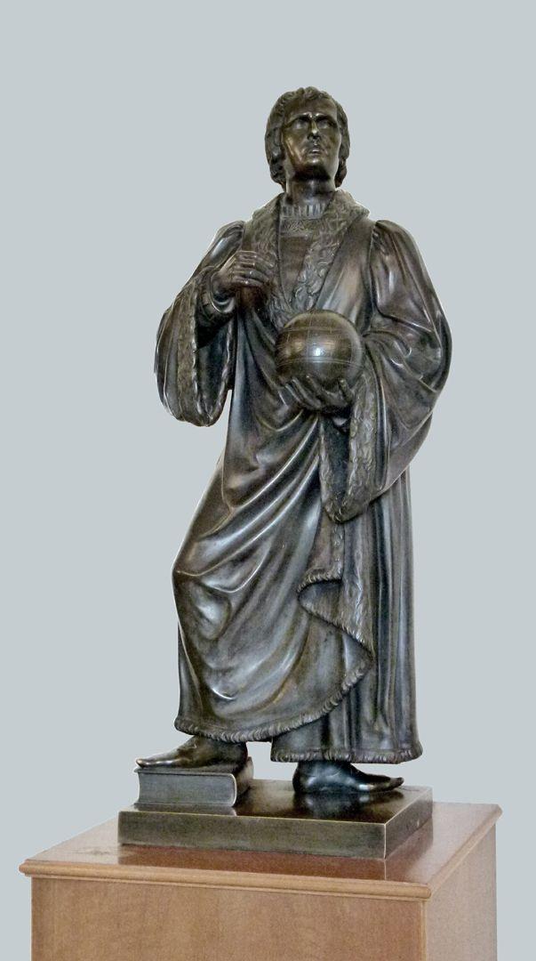 Statuette Regiomontanus Statuette, Regiomentanus