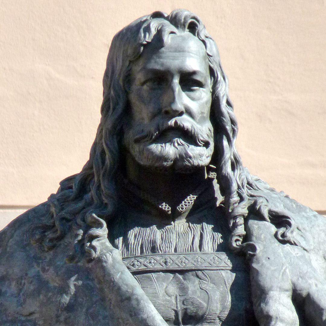 Albrecht-Dürer-Denkmal Detail