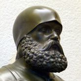 Statuette des Peter Vischer