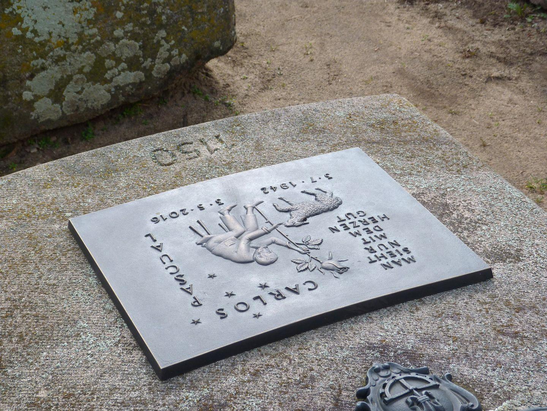Carlos Pascual Grabstätte