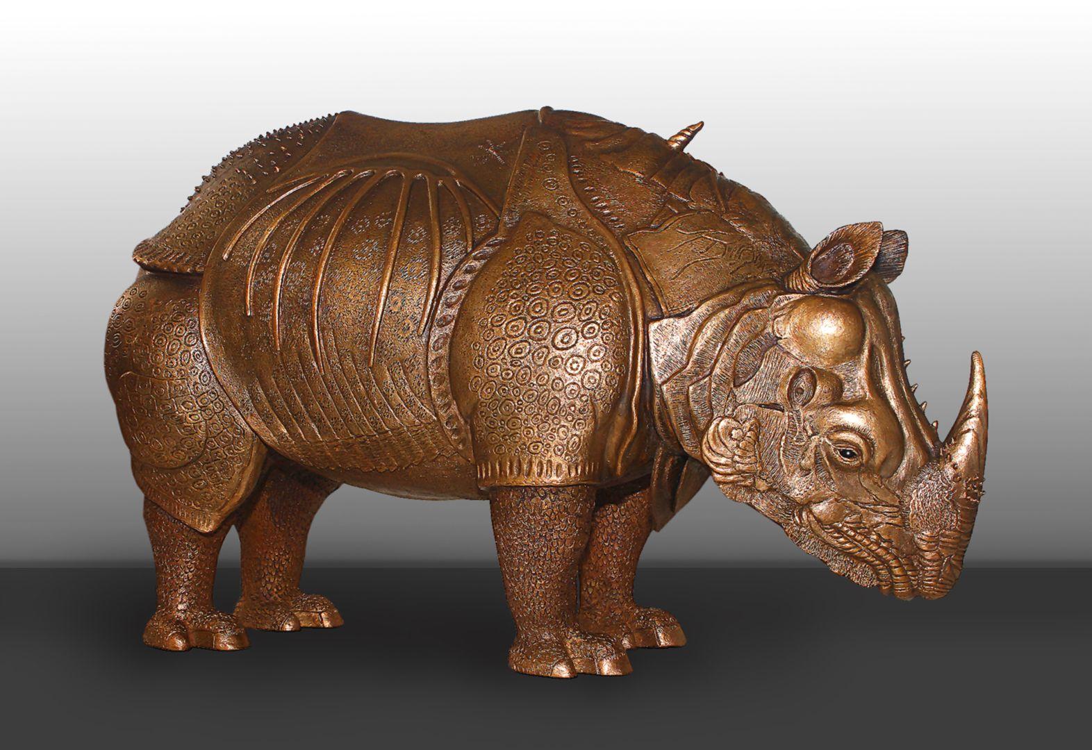 """""""Dürer-Rhinocerus"""""""