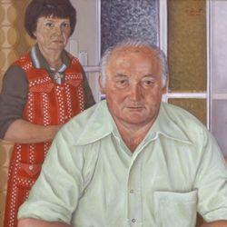 Portrait der Eltern