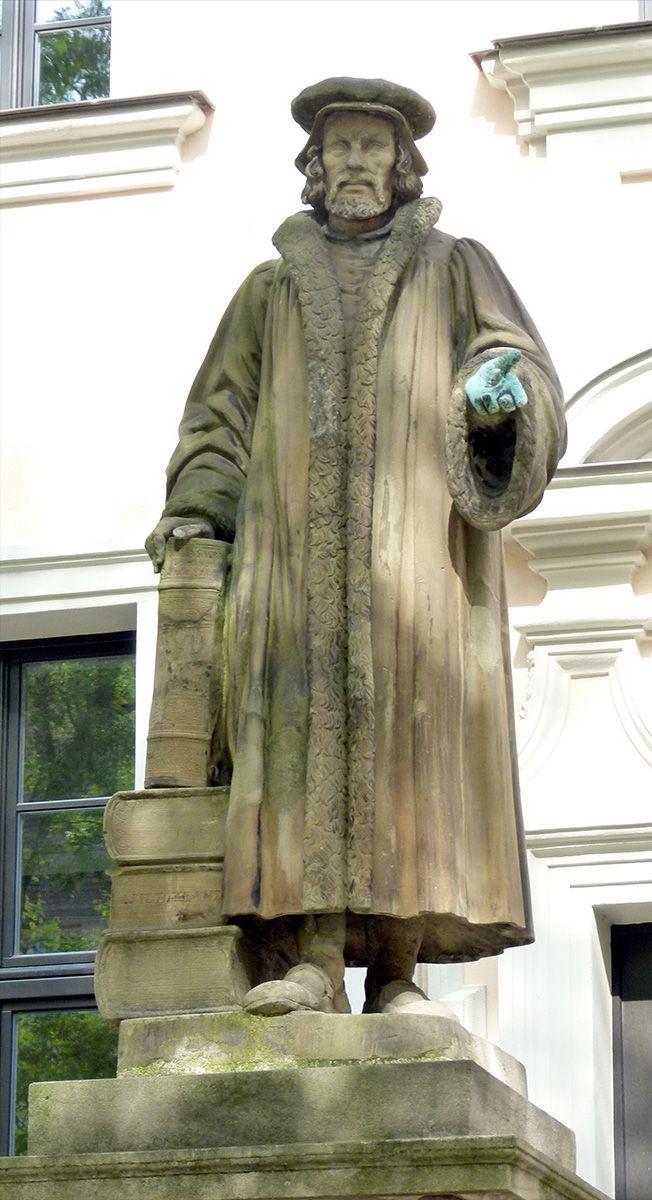 Philipp Melanchthon Denkmal Denkmal