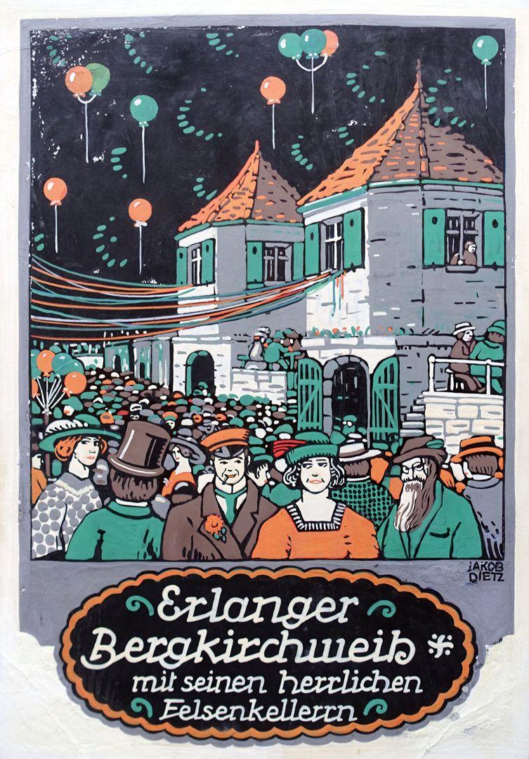 Erlanger Bergkirchweih
