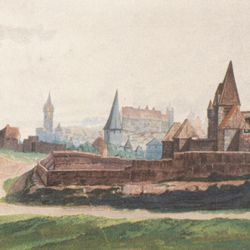Nordwestlicher Altstadtrand