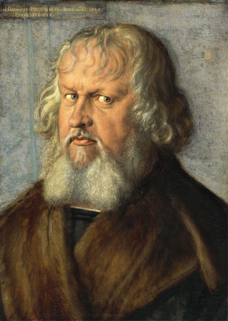 Hieronymus Holzschuher Gesamtbild