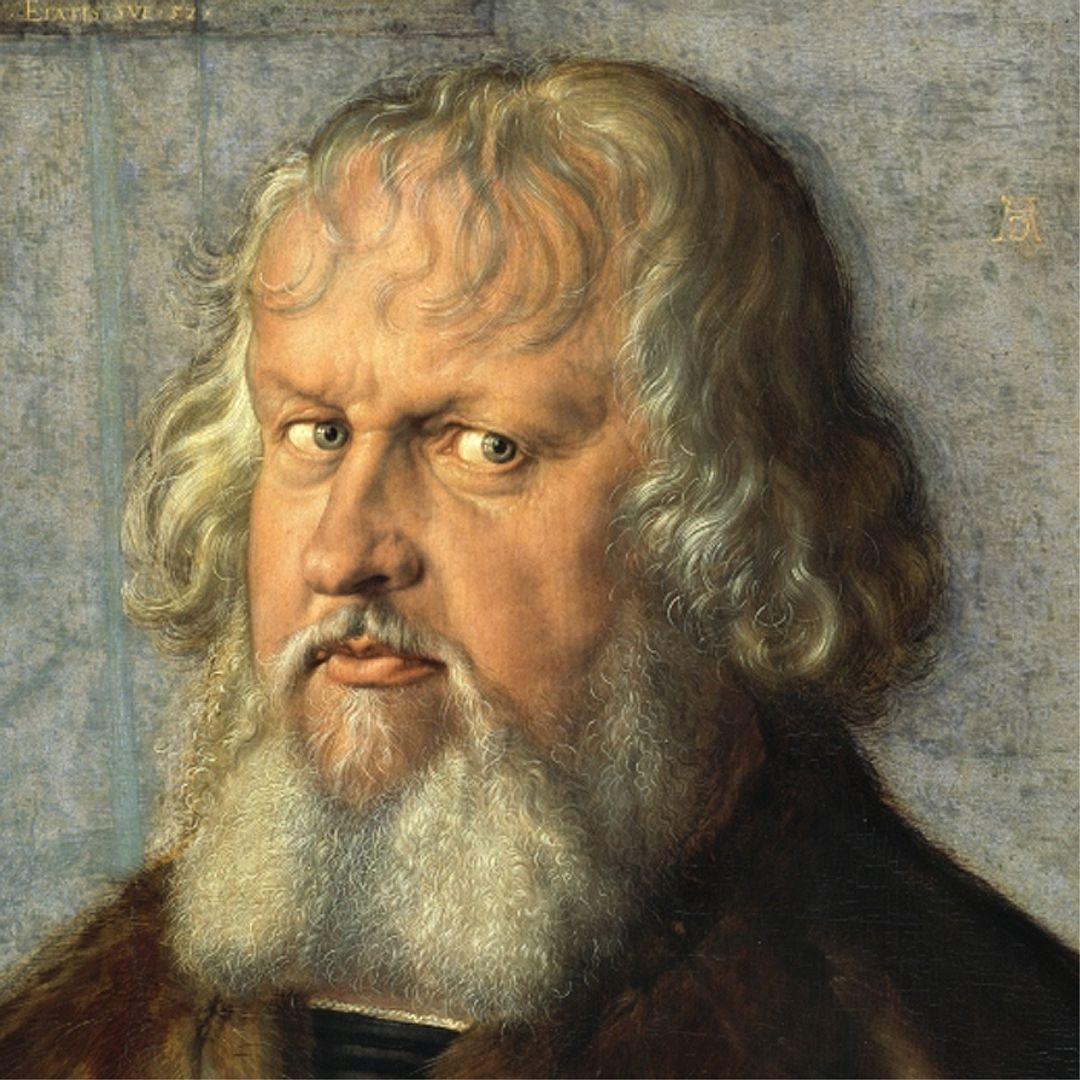 Hieronymus Holzschuher Kopf
