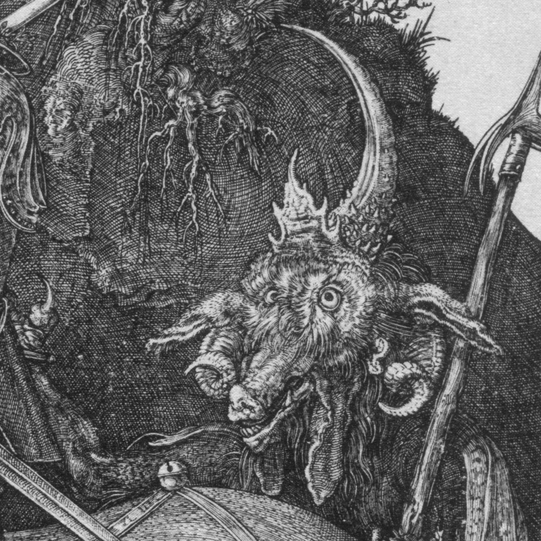 Ritter, Tod und Teufel Teufel