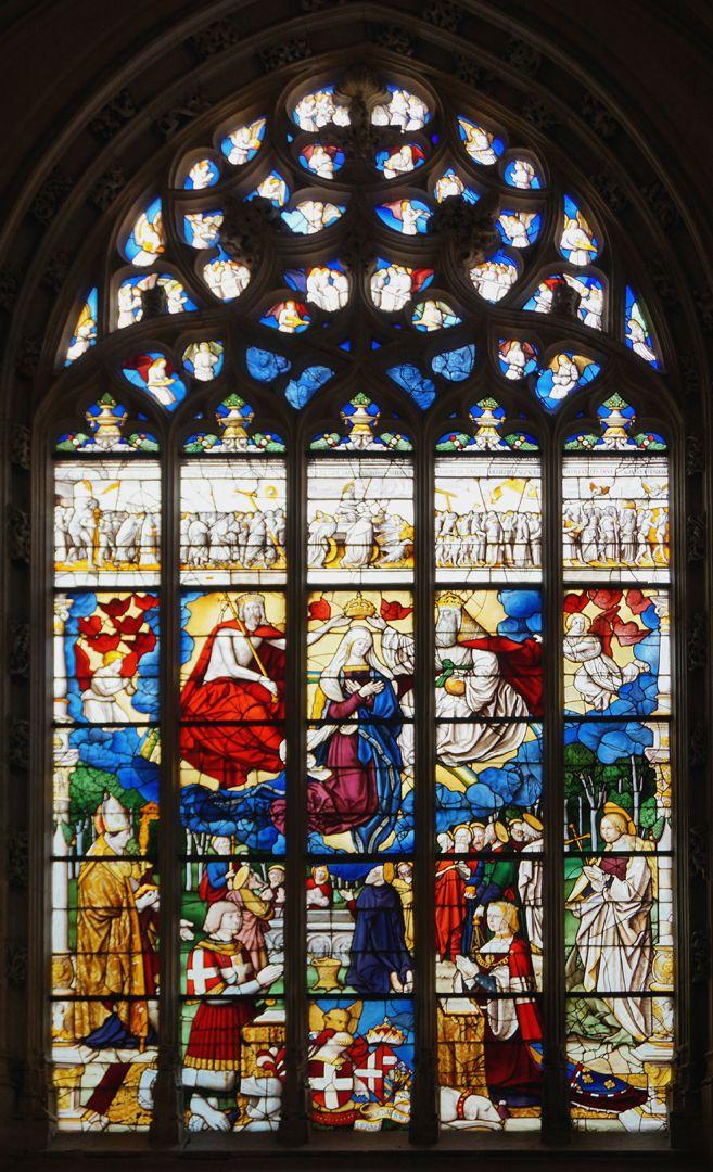 Himmelfahrt und Krönung Mariä Gesamtansicht