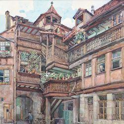 Nürnberger Innenhof