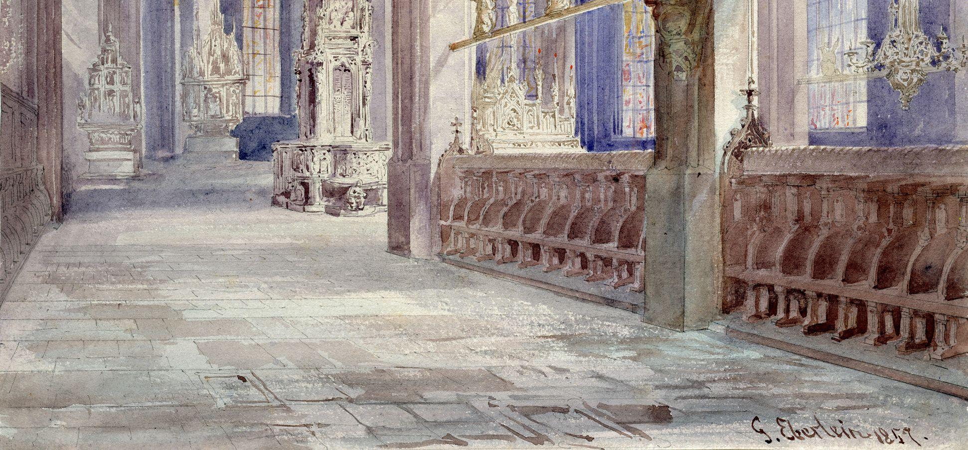 Sakramentshaus unteres Bildfeld