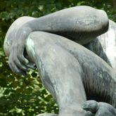 Gefallenen-Denkmal: Wir Gedenken Euer, Westfriedhof