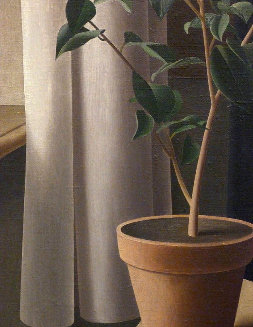 Blumenstock, Kamelie Detail