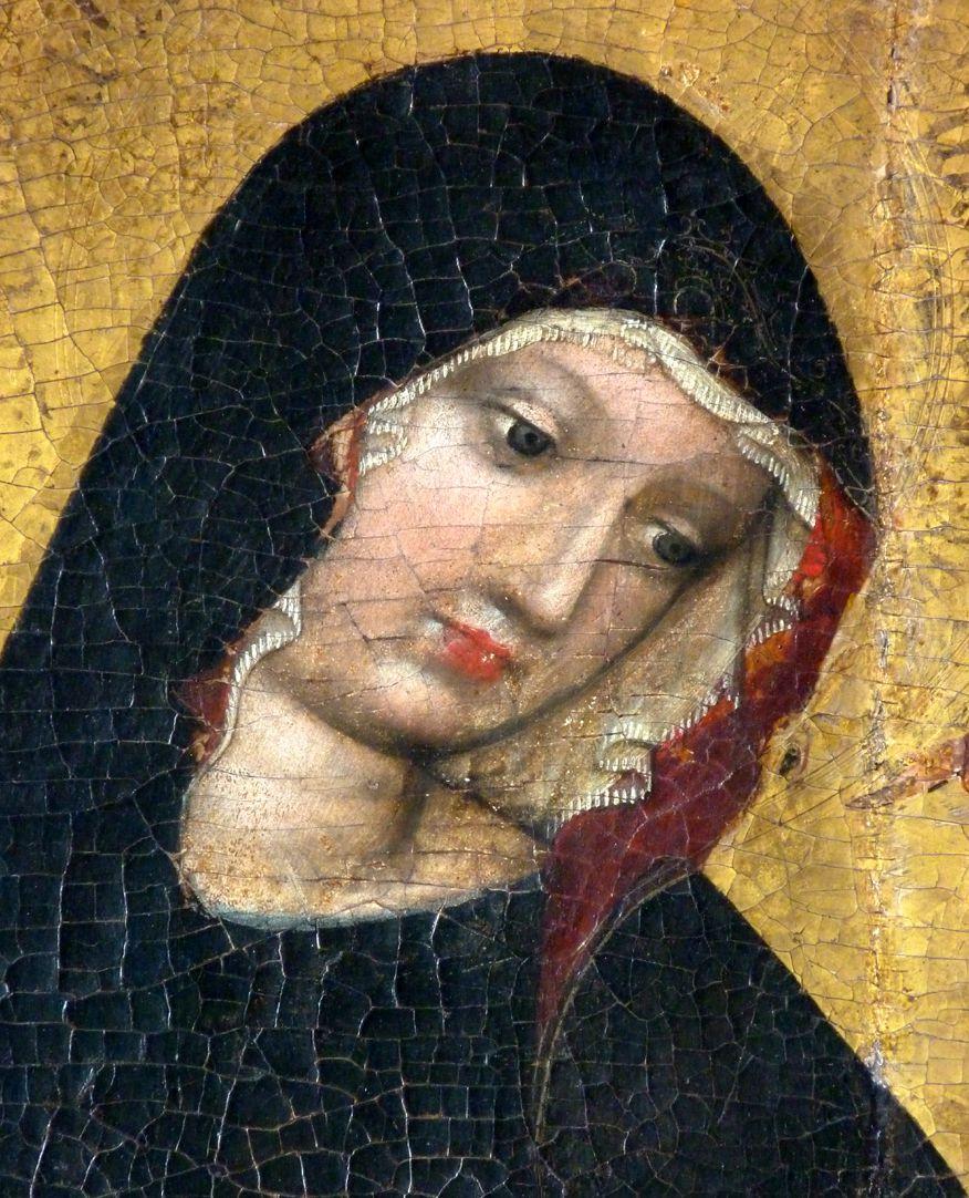 Epitaph der Elsbeth Waldstromer Mutter Gottes